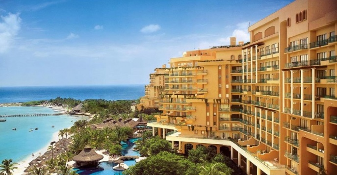Отель Fiesta Americana Grand Coral Beach Cancun Resort & Spa 5*