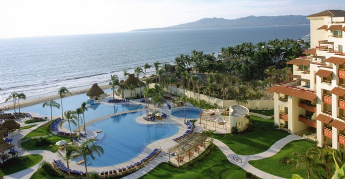 Отель Grand Velas All Suites & Spa 5*