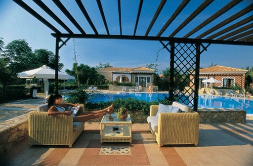 Отель Aldemar Olympian Village 5*, Греция