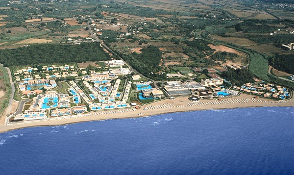 Отель Aldemar Olympian Village 5*