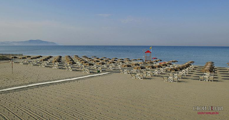 Отель Oleandri Resort Villaggio Club 4*
