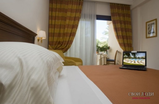 Отель Minerva Resort 4*