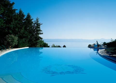 Отель Royal Palace Evian 4* Luxe, Франция