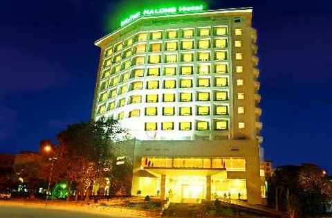 Отель Grand Halong 3*Super