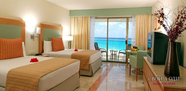 Отель Hyatt Cancun Caribe Resort 5*