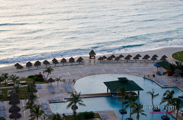 Отель Hilton Cancun Golf & Spa 5*