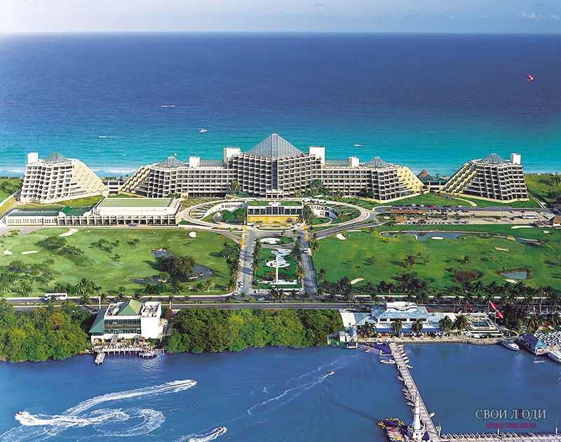 Отель Paradisus Cancun 5*