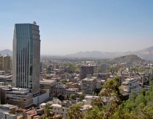 Сантьяго, Чили