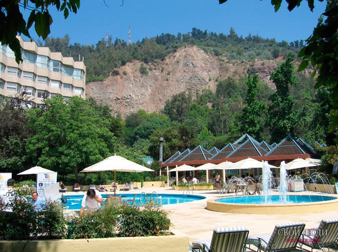 Отель Sheraton Santiago Hotel & Convention Center 5*
