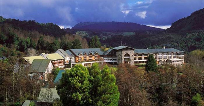 Отель Termas Puyehue & Spa Termal 5*