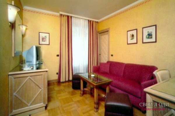 Отель Villa Ariston 4*