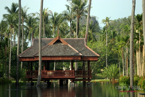 ����� Four Seasons Langkawi 5*luxe