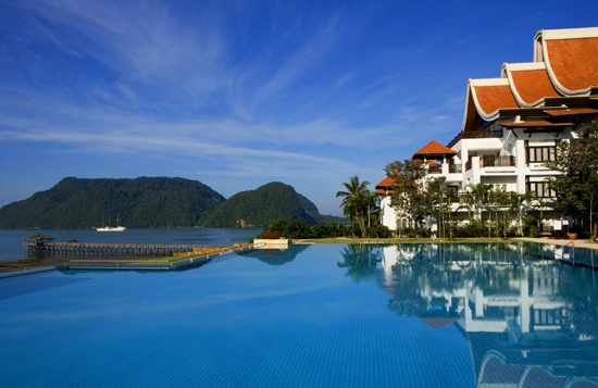 Отель Sheraton Langkawi Beach Resort 5*