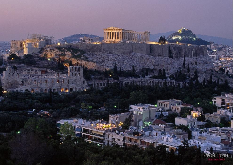 Греция когда лучше ехать отдыхать - e2