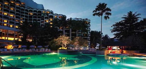 Отель Penang Mutiara Beach Resort 5*, Малайзия