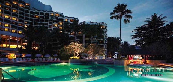 Отель Penang Mutiara Beach Resort 5*