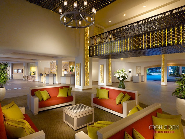 Отель Shangri-La'S Golden Sands Resort Penang 4*
