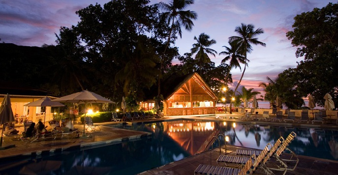 Отель Berjaya Beau Vallon Bay Beach Resort & Casino 4*