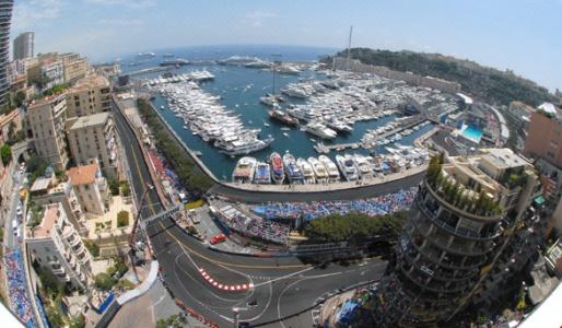 Formula 1 в Монако, Франция
