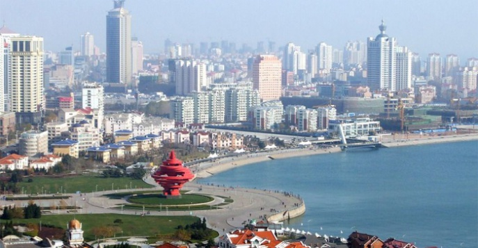 Морской университет китая