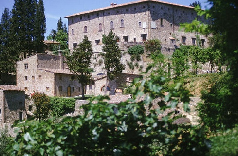 ALTA STAGIONE.  Frullacchia I Cipressi Casa Erta La Quercia.