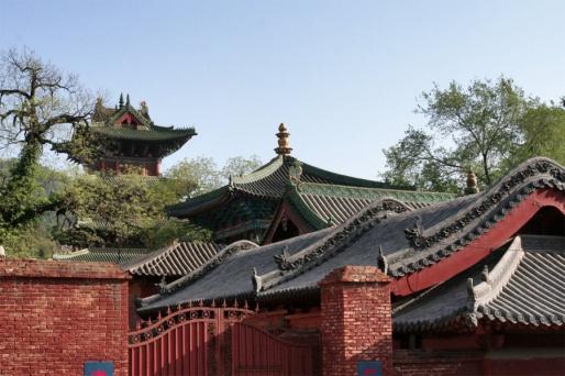 Монастырь Шаолинь, Китай
