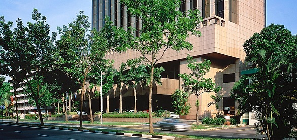 Отель Sheraton Towers Singapore 5*
