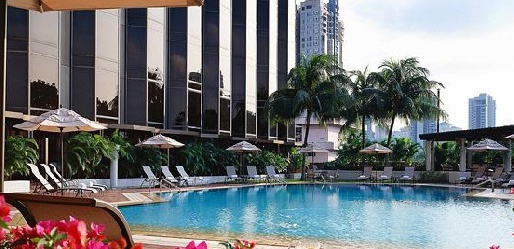 Отель Sheraton Towers Singapore 5*, Сингапур