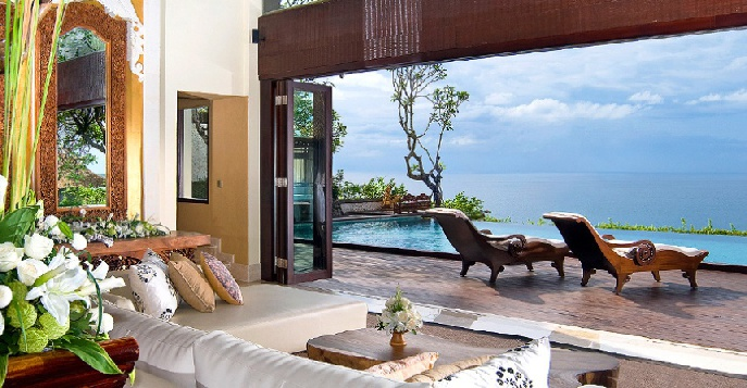 Отель Ayana Resort and Spa (ex.The Ritz Carlton Bali Resort & Spa)
