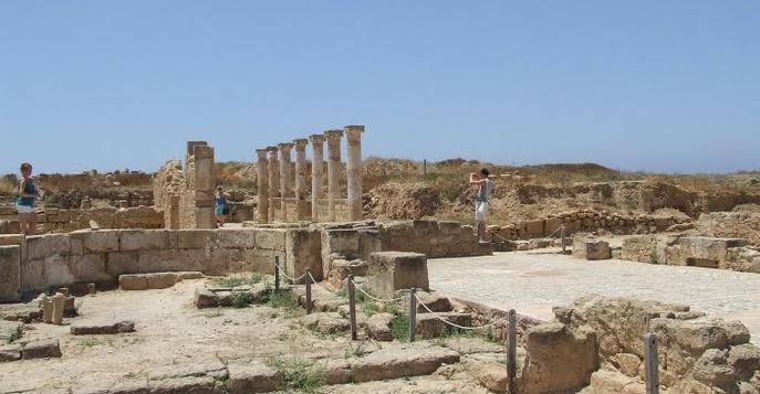 знакомства кипр город пафос