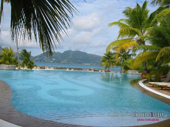 Отель Sainte Anne Resort & SPA 5* Luxe