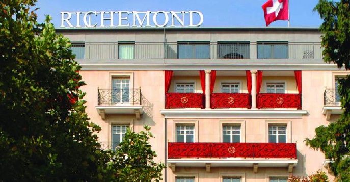 Отель Le Richemond 5*