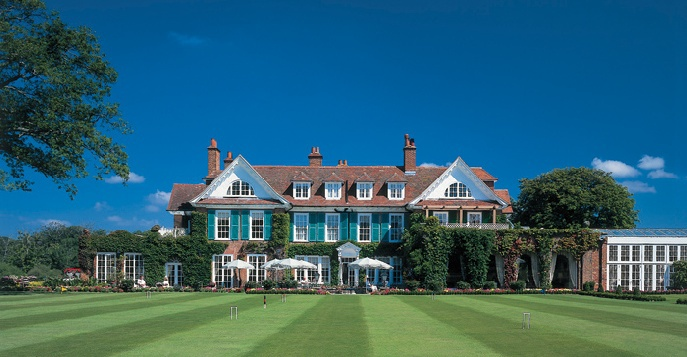 Отель Chewton Glen Hotel & SPA