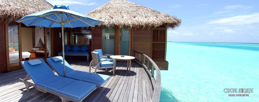 Отель Anantara Resort Maldives 5*
