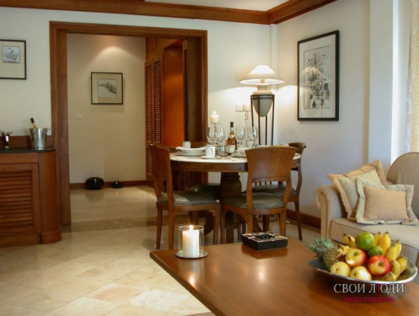 Отель Royal Jimbaran Bay 5*