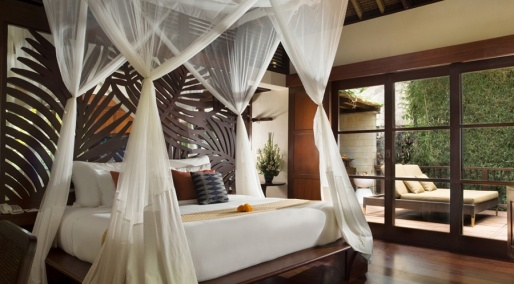 Отель Ubud Hanging Gardens boutique 5*, Индонезия