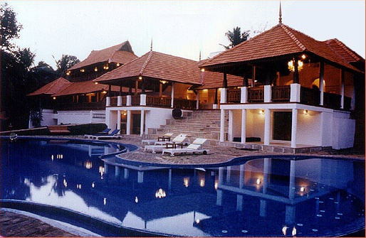 Отель Travancore Heritage 4*+, Индия