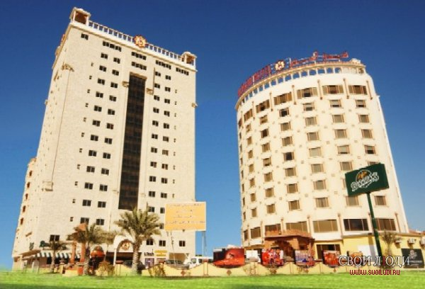 Отель Al Safir Hotel & Towers 4*