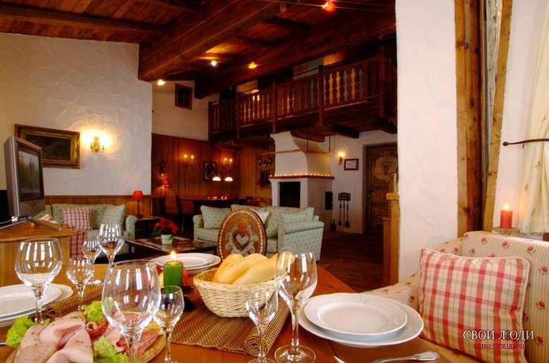 ����� Apartments Schiefe Alm 3*