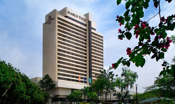 Отель Marco Polo Plaza Cebu 5*