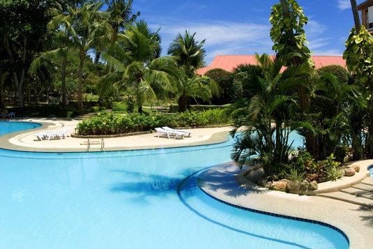 Отель Cebu White Sands 3*