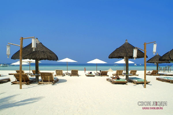 Отель Fridays Resort Boracay 5*