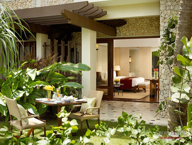Отель Shangri-La`s Boracay Resort & Spa 5*
