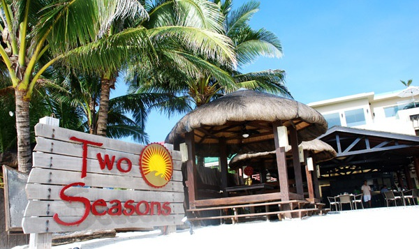 Отель Two Seasons Boracay 5*
