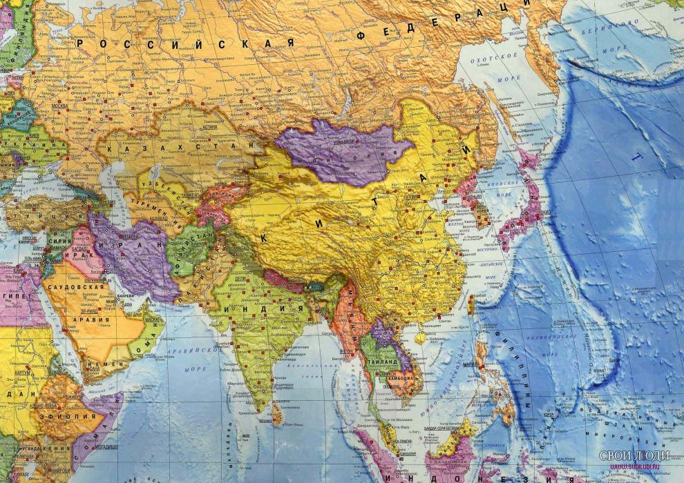 Филиппины на карте мира : столица, виза, язык, валюта