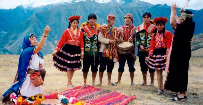 Тур для молодоженов в Перу!