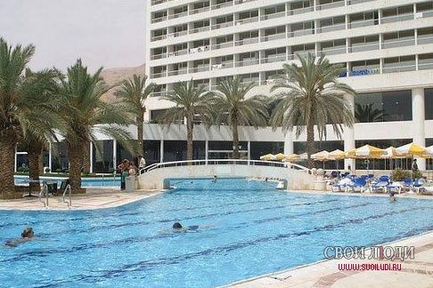 Отель Crowne Plaza Hotel Dead Sea 5*