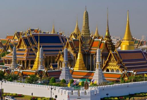Храм Изумрудного Будды - Бангкок, Таиланд