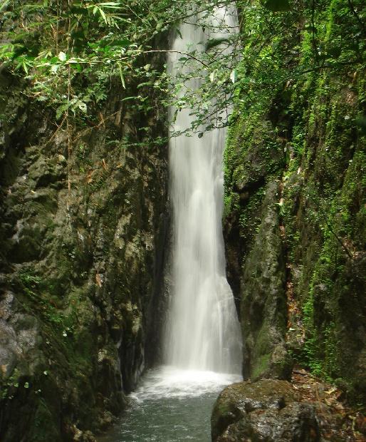 Водопад Bang Pae - остров Пхукет, Таиланд