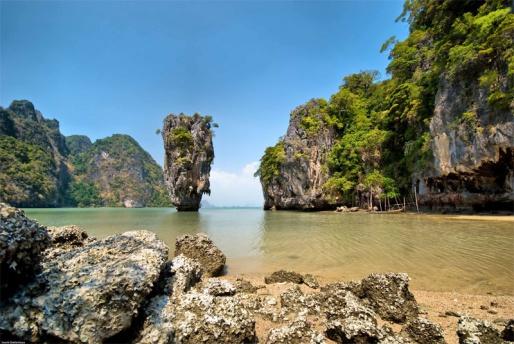 Залив Панг-Нга - остров Пхукет, Таиланд